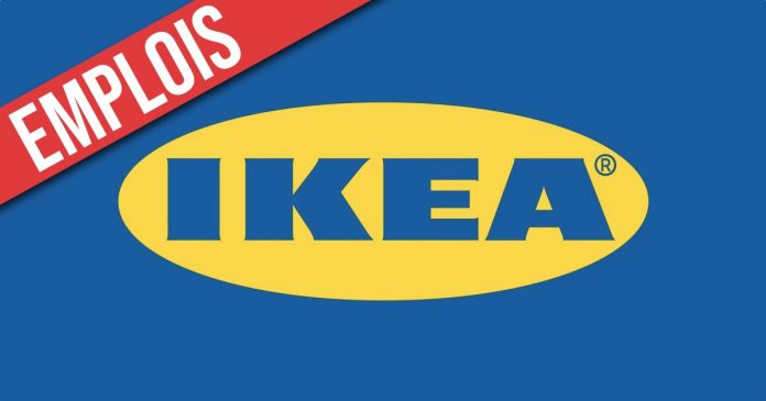 Emplois disponibles chez Ikea